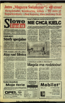 Słowo Ludu 1994, XLIV, nr 76