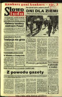 Słowo Ludu 1994, XLIV, nr 95
