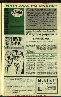 Słowo Ludu 1994, XLV, nr 99 (magazyn)