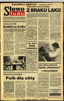 Słowo Ludu 1994, XLV, nr 101 (wydanie radomskie)