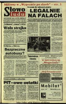 Słowo Ludu 1994, XLV, nr 102 (wydanie nadwiślańskie)
