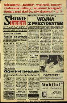 Słowo Ludu 1994, XLV, nr 106 (wydanie radomskie)