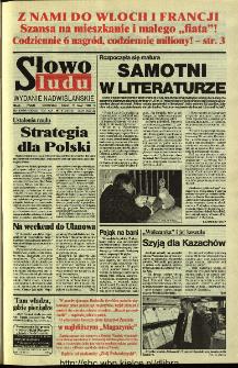 Słowo Ludu 1994, XLV, nr 107 (wydanie nadwiślańskie)