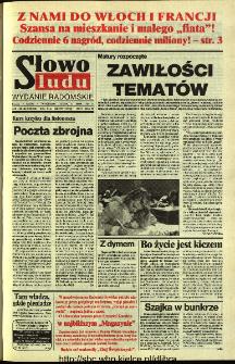 Słowo Ludu 1994, XLV, nr 107 (wydanie radomskie)