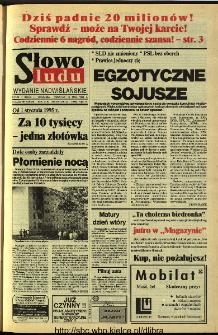 Słowo Ludu 1994, XLV, nr 108 (wydanie nadwiślańskie)