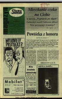 Słowo Ludu 1994, XLV, nr 109 (magazyn)