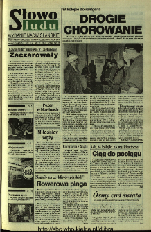 Słowo Ludu 1994, XLV, nr 110 (wydanie nadwiślańskie)