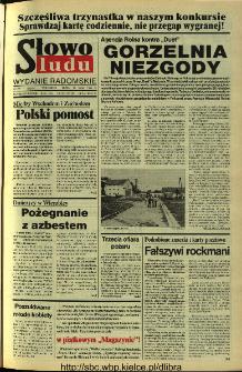 Słowo Ludu 1994, XLV, nr 113 (wydanie radomskie)