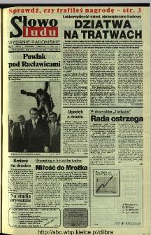 Słowo Ludu 1994, XLV, nr 117 (wydanie radomskie)