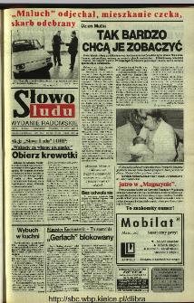 Słowo Ludu 1994, XLV, nr 120 (wydanie radomskie)