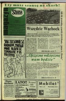 Słowo Ludu 1994, XLV, nr 121 (magazyn)