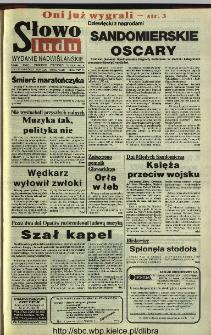 Słowo Ludu 1994, XLV, nr 123 (wydanie nadwiślańskie)