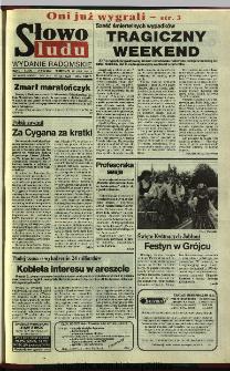 Słowo Ludu 1994, XLV, nr 123 (wydanie radomskie)