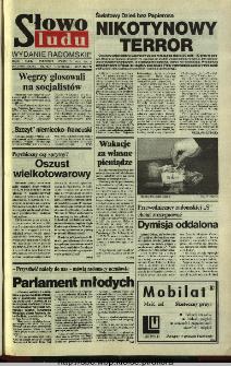 Słowo Ludu 1994, XLV, nr 124 (wydanie radomskie)