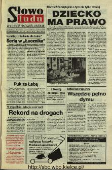 Słowo Ludu 1994, XLV, nr 125 (wydanie nadwiślańskie)
