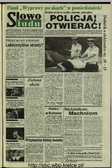 Słowo Ludu 1994, XLV, nr 127 (wydanie radomskie)
