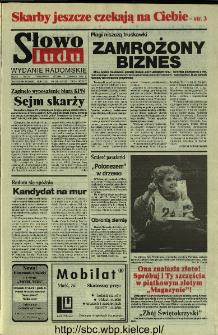 Słowo Ludu 1994, XLV, nr 129 (wydanie radomskie)