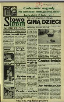 Słowo Ludu 1994, XLV, nr 133