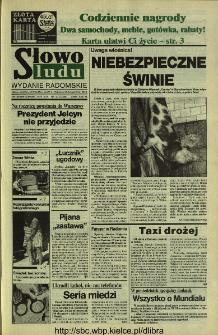 Słowo Ludu 1994, XLV, nr 133 (wydanie radomskie)