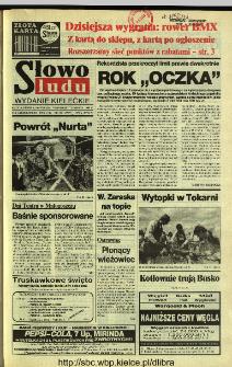 Słowo Ludu 1994, XLV, nr 134