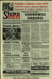 Słowo Ludu 1994, XLV, nr 134 (wydanie radomskie)