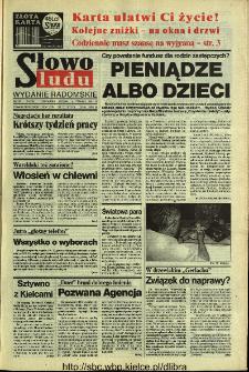 Słowo Ludu 1994, XLV, nr 135 (wydanie radomskie)