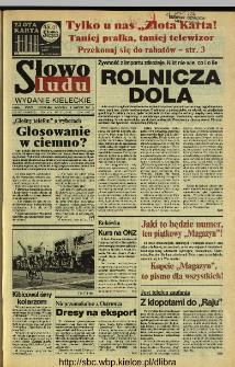 Słowo Ludu 1994, XLV, nr 137