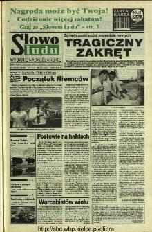 Słowo Ludu 1994, XLV, nr 139 (wydanie nadwiślańskie)