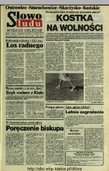 Słowo Ludu 1994, XLV, nr 141 (Ostrowiec-Starachowice-Skarżysko-Końskie)