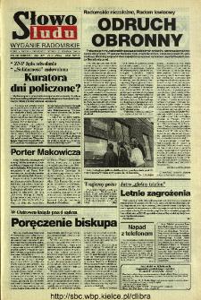 Słowo Ludu 1994, XLV, nr 141 (wydanie radomskie)