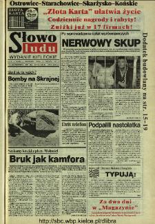 Słowo Ludu 1994, XLV, nr 142 (Ostrowiec-Starachowice-Skarżysko-Końskie)