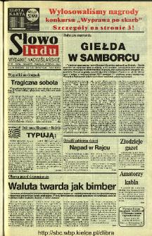 Słowo Ludu 1994, XLV, nr 146 (wydanie nadwiślańskie)