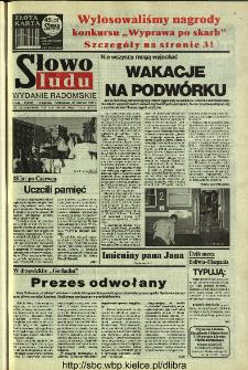 Słowo Ludu 1994, XLV, nr 146 (wydanie radomskie)