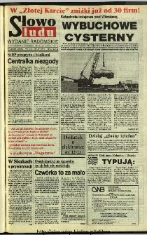 Słowo Ludu 1994, XLV, nr 148 (wydanie radomskie)