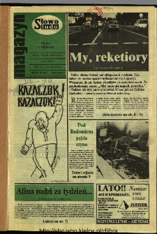 Słowo Ludu 1994, XLV, nr 150 (magazyn)