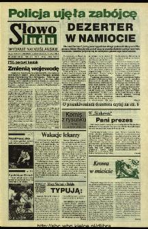Słowo Ludu 1994, XLV, nr 151 (wydanie nadwiślańskie)