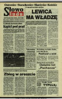Słowo Ludu 1994, XLV, nr 152 (Ostrowiec-Starachowice-Skarżysko-Końskie)