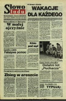Słowo Ludu 1994, XLV, nr 152 (wydanie radomskie)