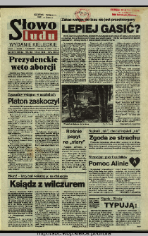 Słowo Ludu 1994, XLIV, nr 153