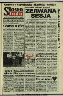 Słowo Ludu 1994, XLV, nr 154 (Ostrowiec-Starachowice-Skarżysko-Końskie)