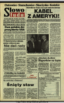 Słowo Ludu 1994, XLV, nr 155 (Ostrowiec-Starachowice-Skarżysko-Końskie)