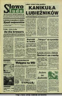 Słowo Ludu 1994, XLV, nr 157 (wydanie radomskie)