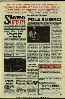 Słowo Ludu 1994, XLV, nr 159