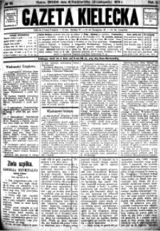 Gazeta Kielecka,1872, R.3, nr 1