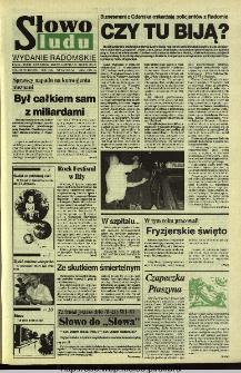 Słowo Ludu 1994, XLV, nr 169 (wydanie radomskie)