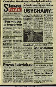 Słowo Ludu 1994, XLV, nr 171 (Ostrowiec-Starachowice-Skarżysko-Końskie)