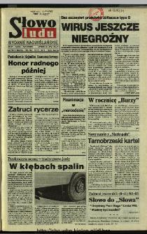 Słowo Ludu 1994, XLV, nr 171 (wydanie nadwiślańskie)