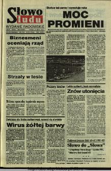 Słowo Ludu 1994, XLV, nr 171 (wydanie radomskie)