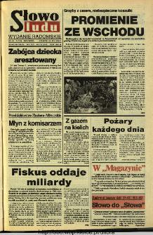Słowo Ludu 1994, XLV, nr 173 (wydanie radomskie)