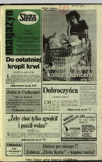 Słowo Ludu 1994, XLV, nr 174 (magazyn)